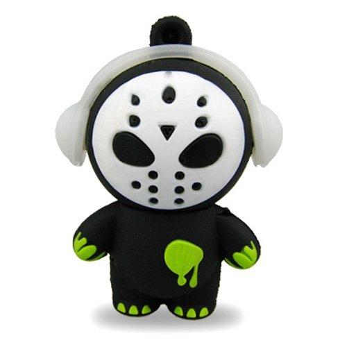 Price comparison product image 818-Shop no12800070336 Hi-Speed (USB 3.0 100mb/s 16GB) Flash Pen Drive killer DJ mask 3D black