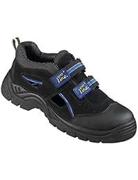 Lucky Line Calzado de Trabajo Sandalias Calzado de Seguridad S1 Templin