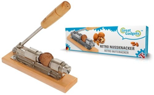 GreatGadgets 1619 Retro Nussknacker
