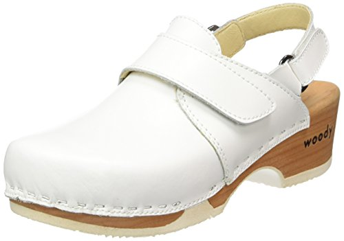 Woody Mulheres Cornelia Entope Branco (branco)