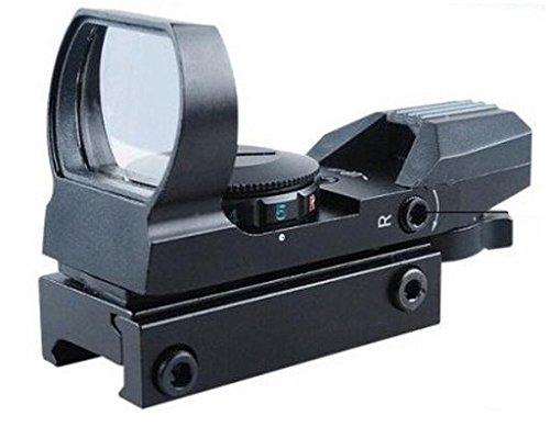 Nerf Visier Rot Grün Rotpunktvisier Dot Sight Rifle Scope Reflexvisier Zielvisier