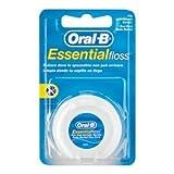 Oral-B - Filo Interdentale Essential Floss Cerato 50 m