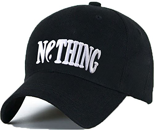 Bonnet Casquette Snapback Baseball SWAT Nathing 1994 Hip-Hop en Noir / Blanc avec les ASAP Bad Hair Day (White)