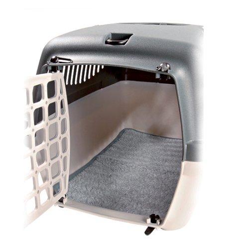 Trixie 38873 Anti-Rutsch Thermoeinlage, 29 × 51 cm, grau