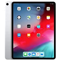 "Apple iPad Pro 12.9"" (2018 - 3rd Gen), Wi-Fi, 64GB, Silver [Without Facetime]"