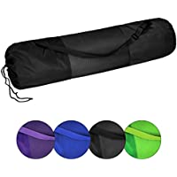 BB Sport Sac de transport pour tapis de yoga pour tapis < 100 cm large et 23 cm diamétre enroulé Pilates Fitness