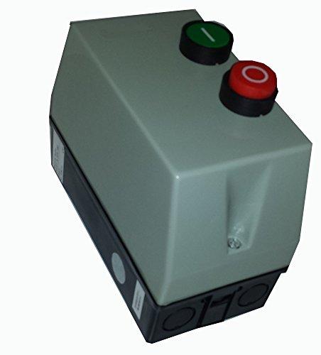 Arrancador directo contactor trifásico 12A 230Vac