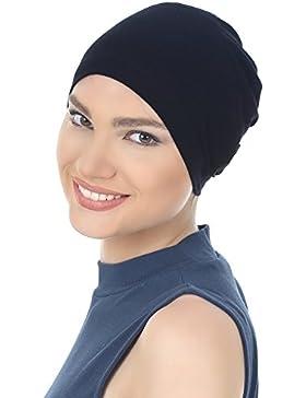Unisex-Kappe Aus Baumwolle Für Haarverlust und Chemotherapie