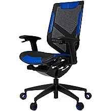 VERTAGEAR Gaming Series, Triigger 275 Gaming Stuhl - schwarz/blau