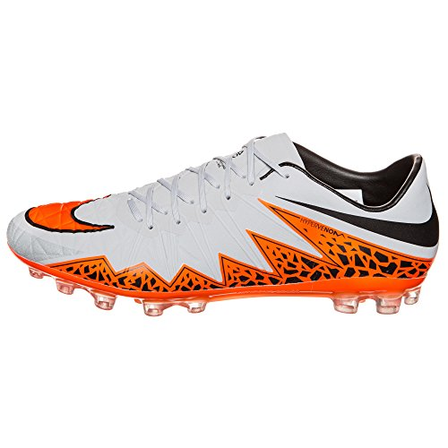 Nike Hypervenom Phinish AG-R Herren Fußballschuhe wolf grey/total orange-black-black
