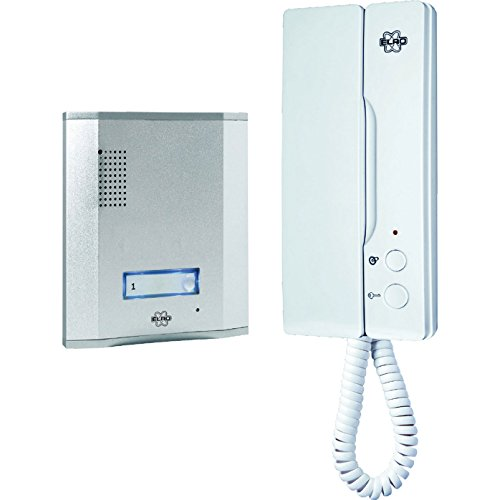 Elite Choice Byron Audio Door Intercom Kit for 1 Apartment 240v (1) - Min 3yr Warranty