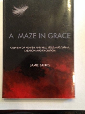 A Maze in Grace: a Review of Heaven and Hell, Jesus and Satan, Creation and Evolution por Jamie Banks