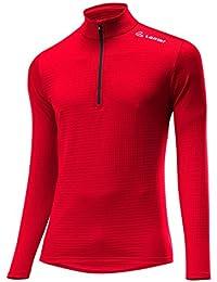 Löffler – Jersey Thermosoft estructura Rojo ...