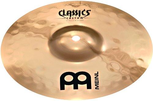 Meinl Cymbals CC10EMS-B Classics Custom Extreme Metal Serie 25,4 cm (10 Zoll) Splash Brilliant Becken