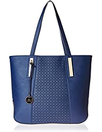 Diana Korr Women's Shoulder Bag Handbag (Blue) (DK40HDBLU)