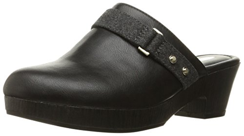 dr-scholls-jessa-women-us-8-black-clogs