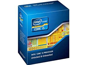 Intel Core i5-3550 Prozessor (3,3GHz, 6MB Cache, Sockel 1155) boxed