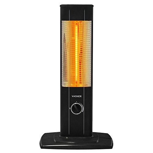 VASNER StandLine Mini 12 infrarrojos Estufa pie Calefacción