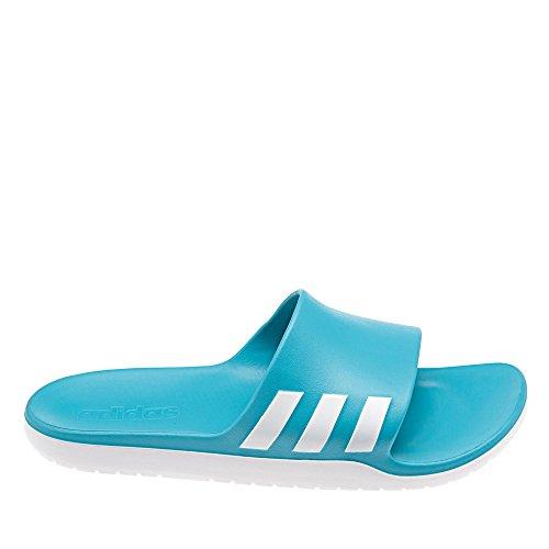 adidas Aqualette Cf, Tongs Mixte Adulte Bleu (Azuene/ftwbla/azuene)