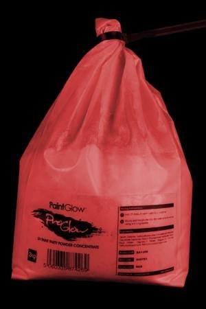 Uv Floor Universe - Pigment Fluorescent qualité corporelle 2 kg UV Rouge - uvcolors: UV Rouge
