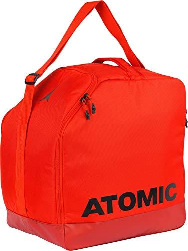 ATOMIC AL5044820 Boot & Helmet Bag, Borsa per Scarponi da Sci e Casco, 40 Litri, 38 x 41 x 28 cm, Poliestere, Rosso/Rosso Chiaro