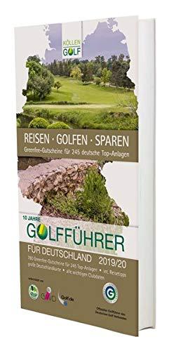 Golfführer für Deutschland 2019/20: Offizieller Golfführer des Deutschen Golf Verbandes (DGV) 20