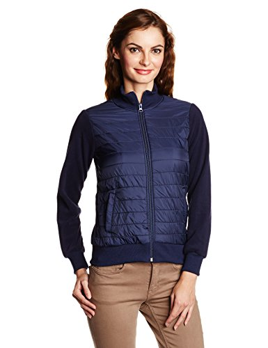 People Women's Quilted Casual Jacket