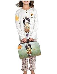 Santoro London Pijama niña Gorjuss The School Girl