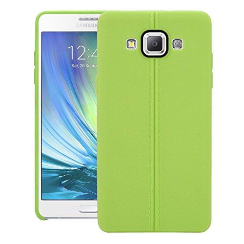 Defender Case for Samsung Galaxy A5 (Green)