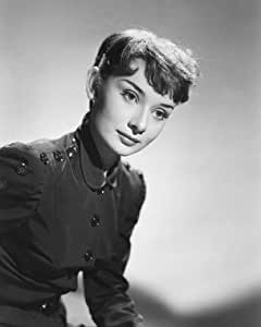 audrey hepburn 81 schwarz weiss filmfoto gross 20x16 50x40cm k che. Black Bedroom Furniture Sets. Home Design Ideas