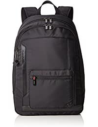 Hedgren Zeppelin Revised Mochila, 45 cm, Black