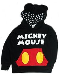 Disney Mickey Mouse Shape, Sudadera para Niñas