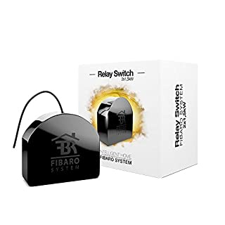 Fibaro FGS-222 Switch Doble, Negro (B00WH0S8F0) | Amazon Products