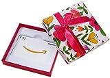 Amazon.de Geschenkkarte in Geschenkbox- 40 EUR (Blumen)