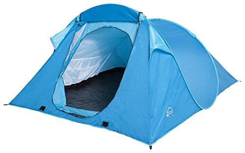 Mckinley Pop-Up-Zelt Vari 3 - türkis/blau, Größe:-