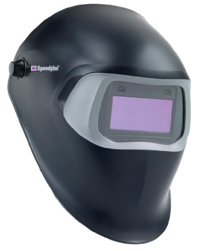3M Speedglas 100, Schweißmaske, H751120, schwarz 3
