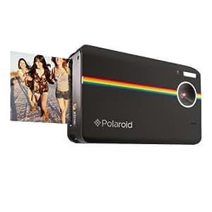 Polaroid Z2300 10 Mpx - Appareil-photo numérique à impression instantanée (noir)