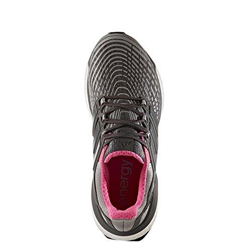 adidas Damen Energy Boost W Laufschuhe, Violett GRETHR/UTIBLK/GREFOU