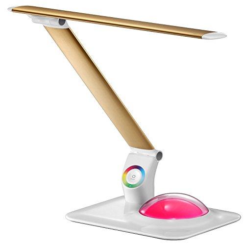 ZHLONG Geschäft Auge berühren Lampen Handy Akku LED Schreibtischlampe , gold