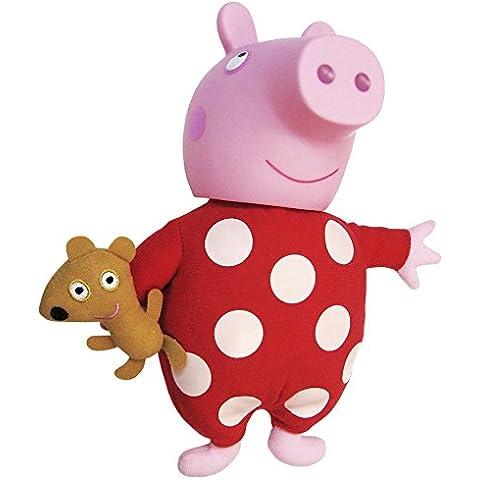 Peppa Pig - Dulces Sueños, juguete blando (Bandai 84371)