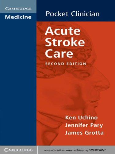 Acute Stroke Care (Cambridge Pocket Clinicians)