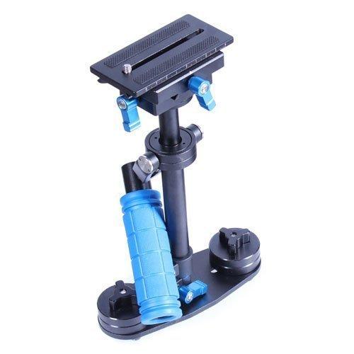 SunSmart 40 Centimeter Mini Carbon Fiber Handkamera Stabilisator für DSLR-Kameras