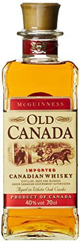 Old Canada McGuinness Canadian Whiskey, 1er Pack (1 x 700 ml) -