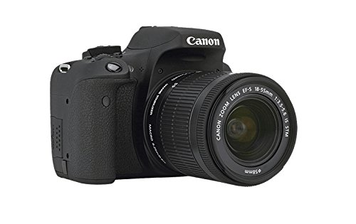 Canon EOS 750D + 18-55mm IS STM + JOBY STRAP, 0592C035 - 2