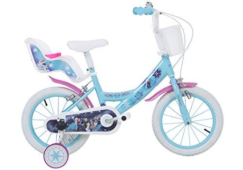 Disney 14 Zoll Frozen Kinderrad Eiskönigin ELSA