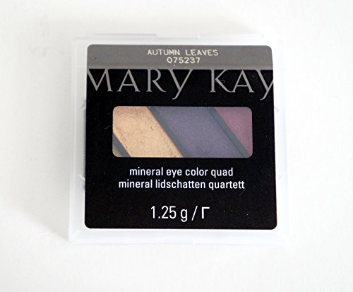 Mineral Eye Color Quad Mineral Lidschatten Quartett Autum Leaves 1,25g MHD 2020