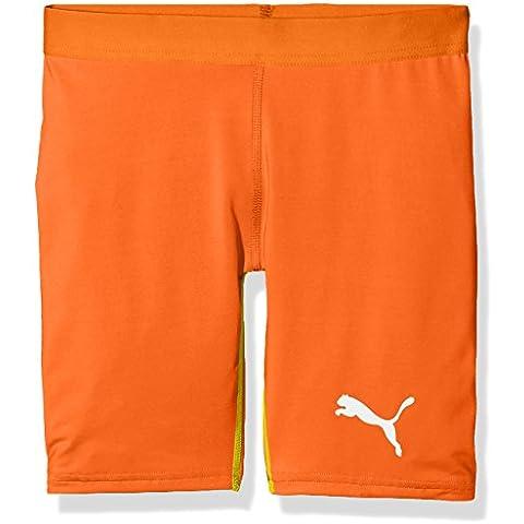 Puma TB–Pantalones cortos Mallas Naranja team orange Talla:xxx-large