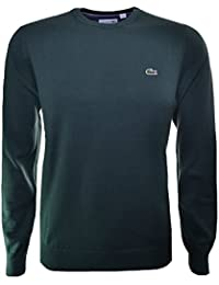 Lacoste Men's Green Jumper