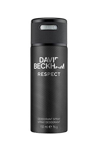 David Beckham RESPECT Deo Body Spray - Holzig-aromatischer Herrenduft mit maskulinem Charakter - 1er Pack (1 x 150 ml)