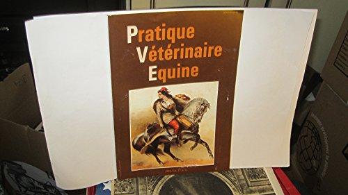 Pratique vétérinaire équine,volume 27, N°3 / 1995
